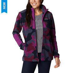 Columbia Women's Lodge Fleece Full Zip