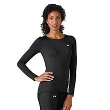 Under Armour Women's UA HeatGear Armour Long Sleeve