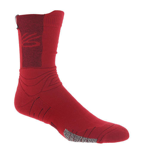 Under Armour Curry Playmaker Mid-Crew 1-Pair Socks