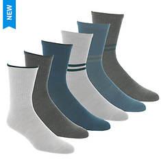Under Armour Men's Essential Crew 6-Pack Socks