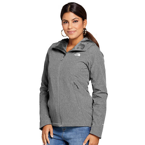The North Face Women's Shelbe Raschel Softshell Hoodie