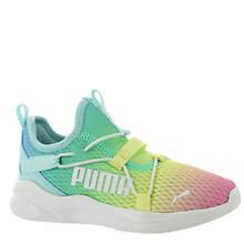 PUMA Soft Rift Slip-On Rainbow PS (Girls' Toddler-Youth)