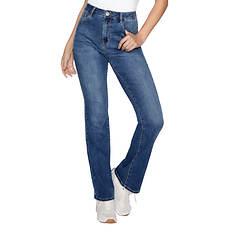 High-Rise Bootcut Jean