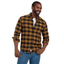 Timberland Men's Mascona River Buffalo Flannel Shirt