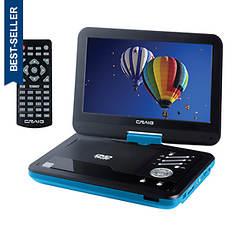 "10"" Portable DVD/CD Player"