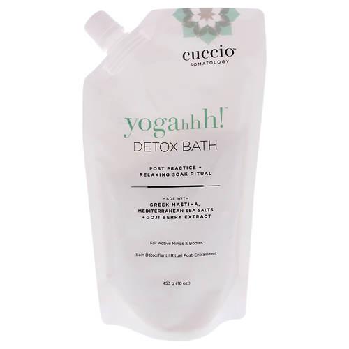 Cuccio Somatology Yogahhh Detox Bath