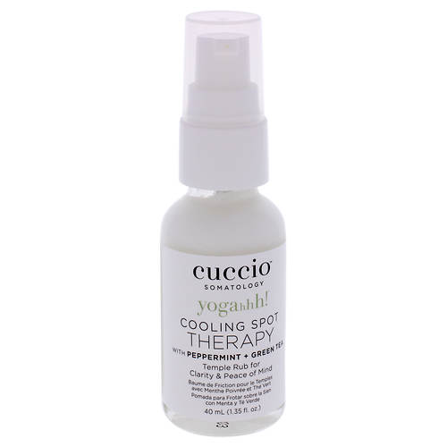 Cuccio Somatology Yogahh Cooling Spot Therapy - Pepper Mint & Green Tea