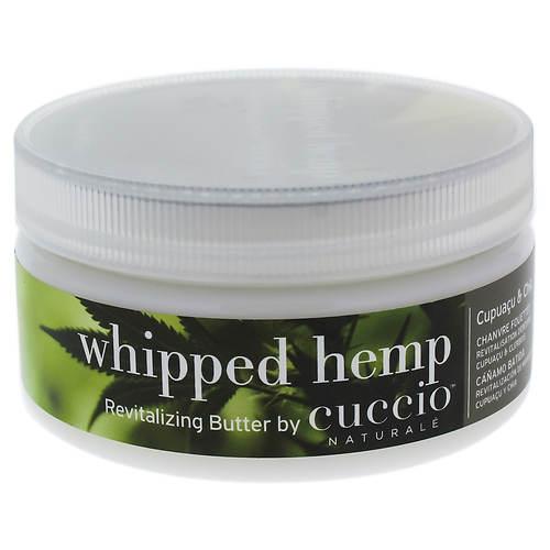 Cuccio Whipped Hemp Revitalizing Butter
