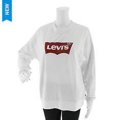 Levi's Women's Graphic Standard Crew