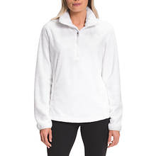 The North Face Women's Osito 1/4-Zip Pullover