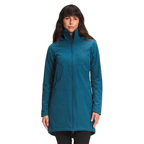 The North Face Women's Shelbe Raschel Hooded Parka