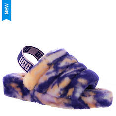 UGG® Fluff Yeah Slide Marble (Women's)
