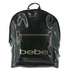 Bebe Fabiola LG Croco Backpack
