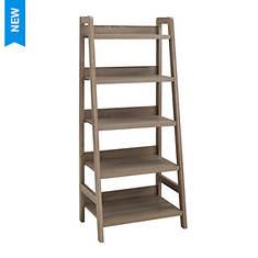 Linon Trotter Ladder Bookcase