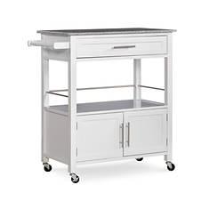 Linon Chambers Kitchen Cart