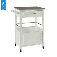 Linon Milton Kitchen Cart