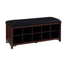 Linon Coburn Storage Bench