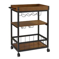 Linon Avery Kitchen Cart