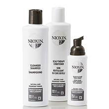 Nioxin System 2 Natural Hair Progressed Thinning Kit