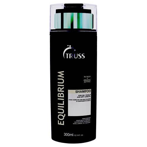 Truss Equilibrium Shampoo