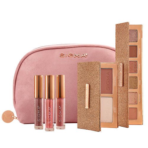 Sigma Beauty Rendezvous Makeup Collection