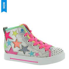 Skechers TT Twinkle Sparks Star Glitz 314792L (Girls' Toddler-Youth)