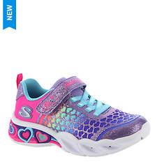 Skechers Sweetheart Lights-Lovely Colors 302312L (Girls' Toddler-Youth)