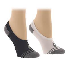 Asics Women's Invasion Ultralow 6-Pack No Show Socks