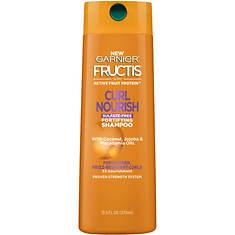 Garnier Fructis Curl Nourish Sulfate-Free Fortifying Shampoo