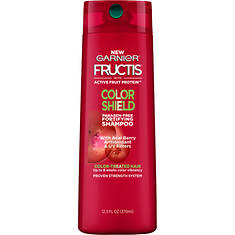 Garnier Fructis Color Shield Fortifying Shampoo for Color-Treated Hair