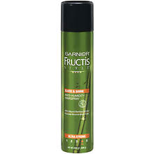 Garnier Fructis Style Sleek & Shine Anti-Humidity Ultra Strong Hold Hairspray