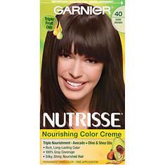 Garnier Nutrisse Nourishing Hair Color Crème Kit