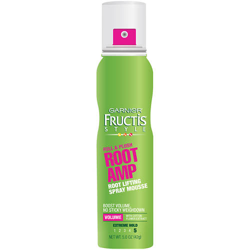 Garnier Fructis Style Root Amp Root Lifting Spray Mousse