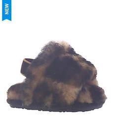 UGG® Fluff Yeah Slide Panther Prnt Infnt (Girls' Infant)