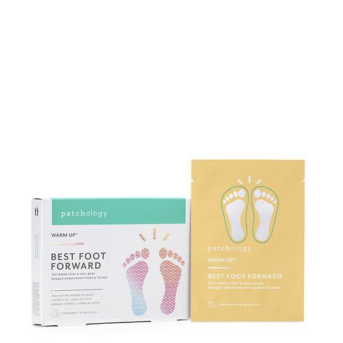 Patchology Best Foot Forward Softening Foot & Heel Mask