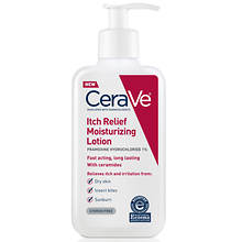 CeraVe Itch Relief Moisturizing Lotion for Dry & Itchy Skin