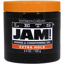 SoftSheen-Carson Let's Jam! Shining & Conditioning Extra Hold Hair Gel