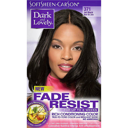 SoftSheen-Carson Dark & Lovely Fade Resist Rich ConditioningHair Color Kit