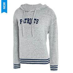 NFL Women's Siesta Long-Sleeved Sweater Knit Hoodie