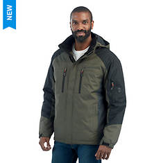 Free Country Men's Tri-Color Mid-Weight Jacket