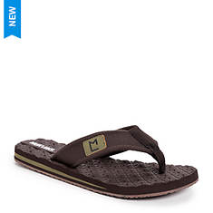 MUK LUKS Chill Out Thong (Men's)