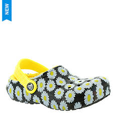 Crocs™ Classic Lined Vacay Vibes Clog (Girls' Infant-Toddler-Youth)