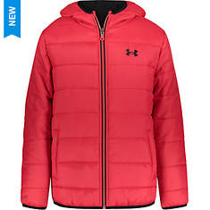 Under Armour Boys' Reversible Pronto Puffer Jacket