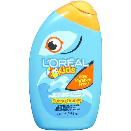L'Oreal Paris L'Oreal Kids Extra Gentle 2-in-1 Shampoo
