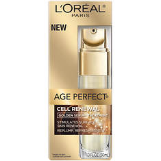 L'Oreal Paris Age Perfect Cell Renewal Golden Face Serum - Anti-Aging
