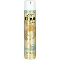 L'Oreal Paris Elnett Satin Extra Strong Hold Unscented Hairspray
