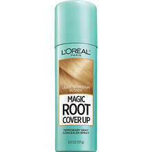 L'Oreal Paris Magic Root Cover Up Gray Concealer Spray