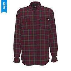 Dickies Men's Flex Flannel LS Shirt