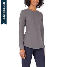 Dickies Women's LS Crew Neck Thermal Shirt