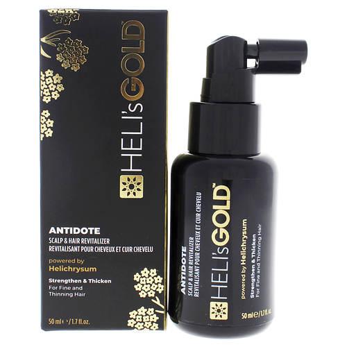 Heli's Gold Antidote Scalp & Hair Revitalizer